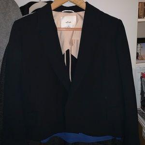 Black Blazer Size M, Wilfred Aritzia